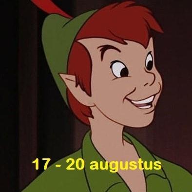 Muziek & Theater Vakantieweek  Peter Pan