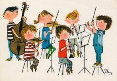 Projectorkest 10, 11, 12 aug. / alle leeftijden