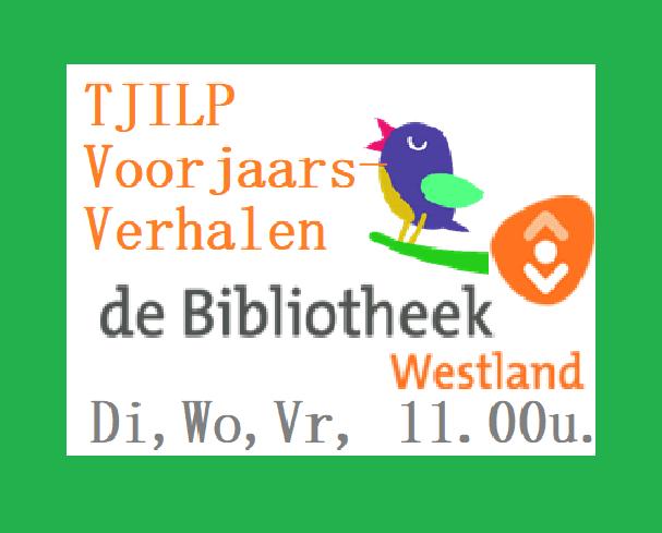 TJILP Livestream Voorjaarsverhalen 2 -6 jaar in de voorjaarsvakantie